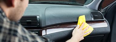 Zet RDA Cleaning in voor binnen- en buitenreiniging van uw bedrijfsauto