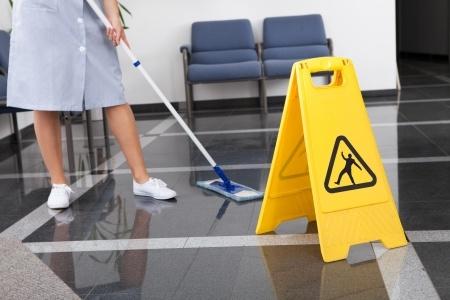 RDA Cleaning maakt schoon voor zakelijke klanten in verschillende branches